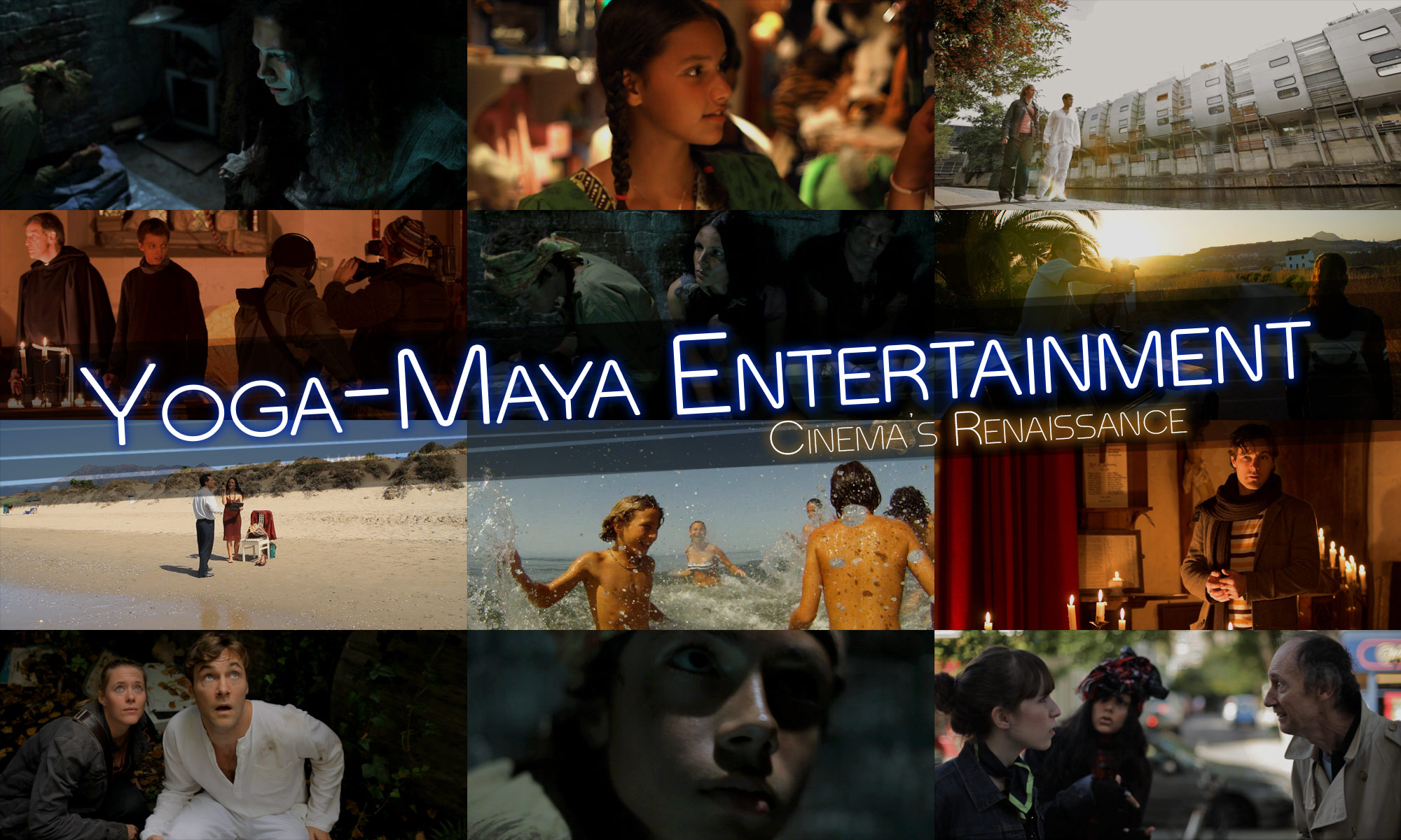 Yoga Maya Entertainment